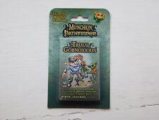Munchkin pathfinder card game: véritablement gobnoxious pack