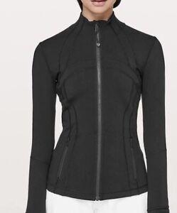 NWT Authentic Lululemon Define jacket in Black size 8. Retails $118