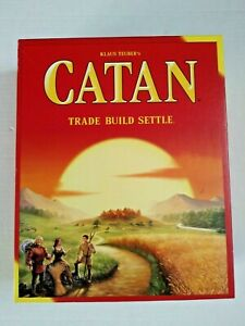 Catan Trade Build Settle Game Replacement Pieces Parts - You Pick