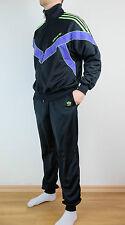 Adidas Vintage Trainingsanzug 80s 90s Nylon Tracksuit 40/42 M West Germany