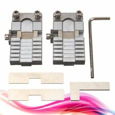 6x Key Cutting Machine Part Clamp Kit For Car Special House Keys Locksmith Tools