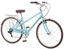 7 Speed Retro Frame Bicycle Schwinn 700c Women's Admiral Multi-use Bike
