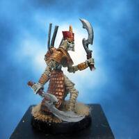 Painted Ral Partha Miniature Hellhound at the Gate