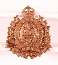 Canadian Army Badge: 84th Hyacinthe Regiment, collar - nhm, brass
