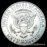 1987 P Kennedy Half Dollar ~ U.S. Coin from Bank Roll