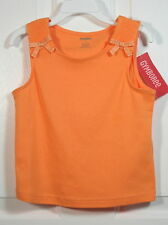 NWT Gymboree Girls POPSICLE PARTY Orange Tank Top Size 5 NEW