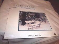 DAVID BENOIT-WAITING FOR SPRING-GRP GR-9595 NEW SEALED VINYL RECORD ALBUM LP