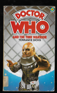 Doctor Who Library #65: Doctor Who & the Time Warrior by Terrance Dicks PB 1983
