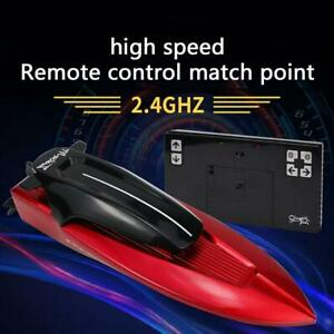 Children's remote control boat rechargeable electric waterproof model boat