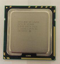 Processeur Intel Xeon L5640 6-Core SLBV 8 (12 m Cache, 2.26 GHz, 5.86 GT/s CPU QPI)
