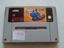 EXHAUST HEAT   - Rare Super Nintendo SNES Game