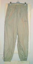 ADIDAS Pantalon de ski couleur beige gris taille M 38 40 42 entièrement doublé