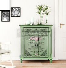 ReDesign with Prima Transfer MY HEART Furniture Art Mirror Walls