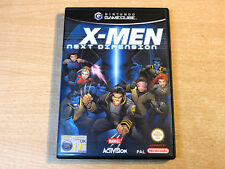 Nintendo GameCube-X-Men: Next Dimension par Marvel/Activision
