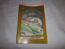 COMMANDER TOAD IN SPACE-PAPERBACK