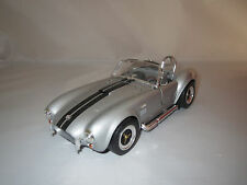 Road Legends  Shelby Cobra 427S/C  (silber-metallic) 1:18 ohne Verpackung !