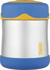 Thermos Stainless Steel Baby Food Flask Blue 290ml