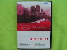 CD NAVIGATION BECKER INDIANAPOLIS PRO 4.0 EUROPA VW T5 AUDI MERCEDES BMW PORSCHE