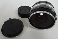 Nikkor-H Auto 1:3.5 f=2.8cm 28mm Camera Lens Nippon Kogaku Japan