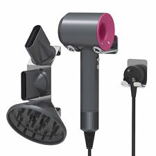 Dyson Supersonic Hair Dryer Wall Mount Dryer and Care Tool Holder