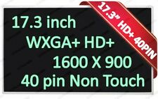 New B173Rw01 V.3 Laptop Led Lcd Screen Bottom Left Display Panel