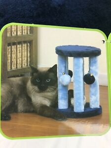 "8•8•11""Cat Four Posts Play-Your Cats Will Love It So Much,"