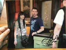 Jacqueline jossa Eastenders signed autograph on 8x10 photo IP