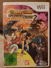 One Piece: Unlimited Cruise 2 (Nintendo Wii, 2009, DVD-Box)