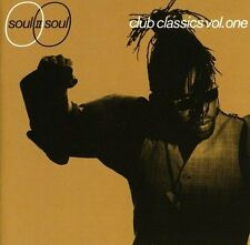 Soul II Soul Club classics vol. one (1989) [CD]