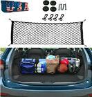 2020 Car Suv Envelope Style Trunk Cargo Net Universal Auto Parts Accessories