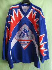 Maillot Hockey Asnières AHC Exterieur Castors Sport Porté n° 21 Vintage - XXL