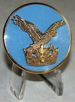 Air Force Air Command Pocket Metal Badge