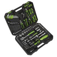 SEALEY SIEGEN S01214 Mechanic's Tool Kit 135pc
