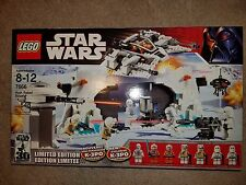 LEGO Star Wars Hoth Rebel Base (7666)