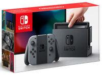 Nintendo Switch Joy-Con Grigio 32 GB Console NINTENDO