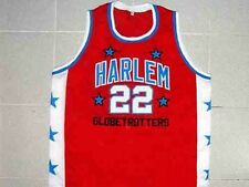 """CUSTOM NAME/# HARLEM GLOBETROTTERS FRED """"CURLY"""" NEAL BASKETBALL JERSEY ANY SIZE"""