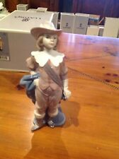 Lladro Musketeer #6121 Argos Perfect Condition with Original Box