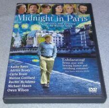 Midnight in Paris (DVD, 2011)