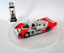 PORSCHE 956 #8 MARLBORO Le Mans 1983 Built Monté Kit 1/43 no spark minichamps
