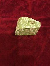 Wedding Favour -  Vintage Green Cake box