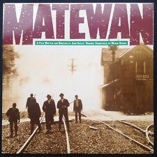 Matewan film soundtrack OST LP Mason Daring 87 James Earl Jones David Strathairn