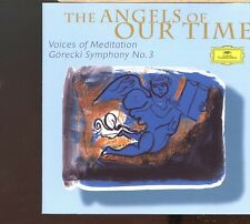 The Angels Of Our Time / Voices Of Meditation - Gorecki Symphony No.3 - MINT