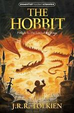 THE HOBBIT timeless classic by  J R R Tolkien paperback Book FREE SHIPPING  jrr