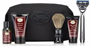 The Art of Shaving Travel Shaving Kit for Men - Sandalwood