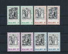 Malawi  165-72  MNH, Engravings by Durer, 1971
