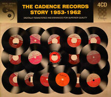 The Cadence Records Story 1953-1962 4-CD NEW SEALED Chordettes/Don Shirley Trio