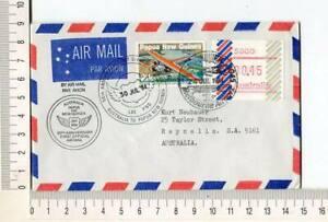 24686) AUSTRALIA-PAPUA NEW GUINEA 24/30.7.1984 50th Ann.