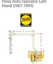 Pella Casement Roto Operator 1967-1993 LEFT