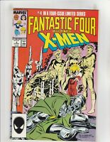 Fantastic Four Versus X-Men #4 VF/NM 9.0 Marvel Comics X-Men,Wolverine,Dr Doom