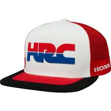 Fox Racing Cap Hrc Redplate Pro Snapback Hat Red OS 22579 in stock